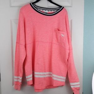 PINK Victoria's Secret Pink Pullover Sweatshirt